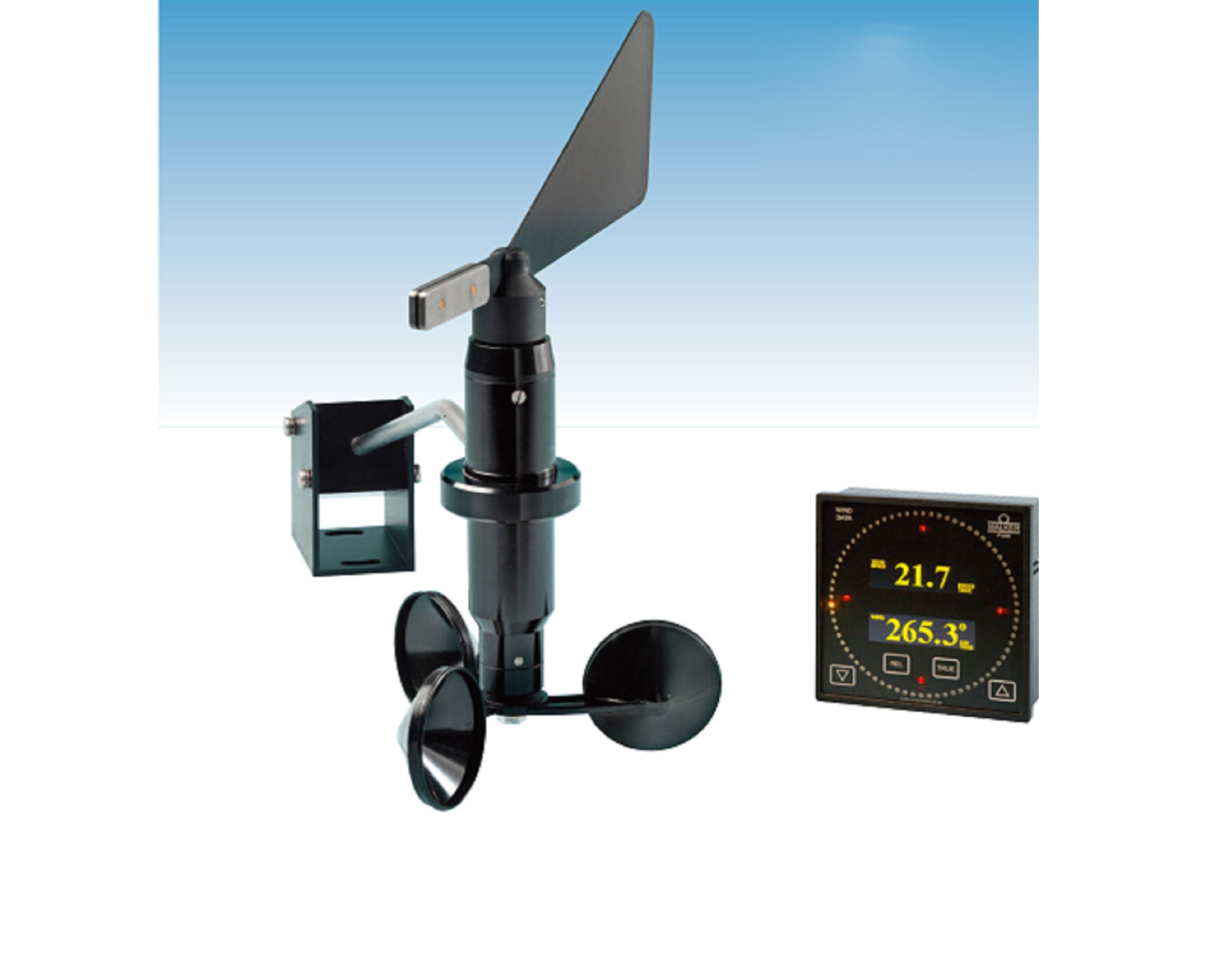 wind speed &direction 2050MK2 - Marcomtrade